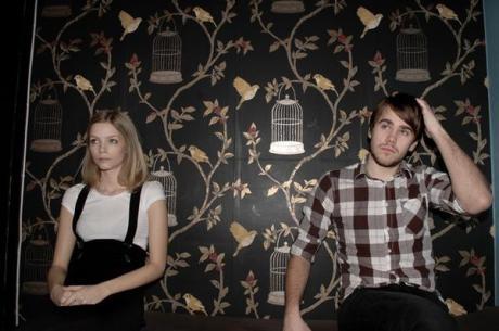 Los hermanos Joel y Linn Edin, de Tupelo Honeys
